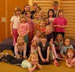 Die Mädchengruppe 2010