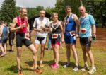 Triathlon am Hennesee